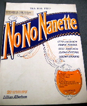 Various - No, No, Nanette (Mexican Cast)